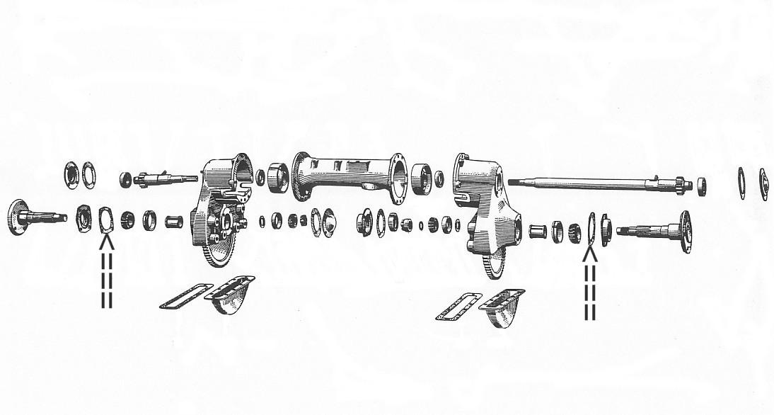 Tm Tractor Parts For Mccormick Farmall Cub  International